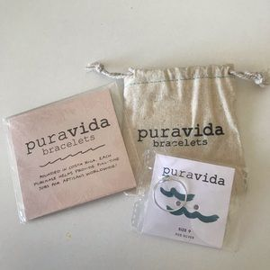 Puravida Celestial Ring with Sticker Pack